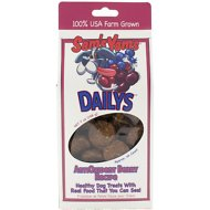 Sam's Yams Daily's Antioxidant Berry Recipe Dog Treats, 9-oz bag