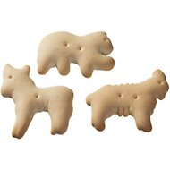 Exclusively Dog Animal Cookies Dog Treats, 11-lb box