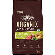 Castor & Pollux Organix Grain-Free Lamb & Peas Recipe Dry Dog Food, 4-lb bag