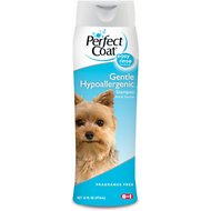 Perfect Coat Gentle Hypoallergenic Dog Shampoo, 16-oz bottle