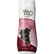 Perfect Coat Black Pearl Tres Berry Chic Shampoo for Dogs, 16-oz bottle