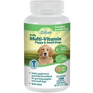 8in1 Excel Puppy & Small Dog Multi Vitamin Dog Tabs Supplement, 100 count