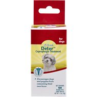 8in1 Excel Deter Coprophagia Treatment Dog Tabs Supplement, 60 count