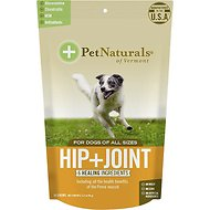 Pet Naturals of Vermont Hip + Joint Dog Chews, 60 count
