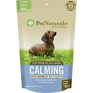 Pet Naturals of Vermont Calming Dog Chews, 30 count