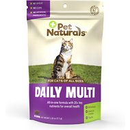 Pet Naturals of Vermont Daily Multi Cat Chews, 30 count