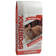 SPORTMiX Original Recipe Adult Dry Cat Food, 31-lb bag