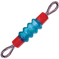 KONG Duets Tug and Squeak Dog Toy, Color Varies, Large