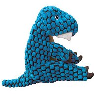 KONG Dynos T-Rex Dog Toy, Small