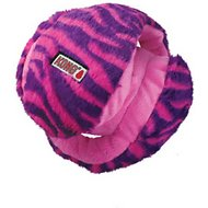 KONG Funzler Dog Toy, Purple/Pink