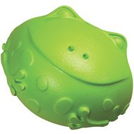 KONG Tuff 'N Lite Frog Dog Toy, Small