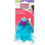KONG Ball Buddy Birds Cat Toy, Color Varies