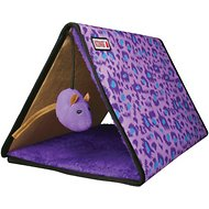 KONG Triangle Play Mat for Cat, Color Varies