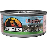 Wysong Uretic with Organic Chicken Canned Cat Food, 5.5-oz, Case of 24