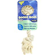 Booda 2 Knot Rope Bones for Dogs, Large