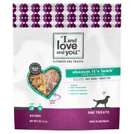 I and Love and You Shazam It's Lamb Dog Treats, 2-oz bag
