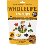 Whole Life TruHips Freeze-Dried Dog Treats, 2-oz bag