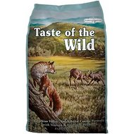 Taste of the Wild Appalachian Valley Small Breed Grain-Free Dry Dog Food, 28-lb bag