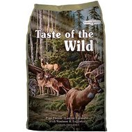 Taste of the Wild Pine Forest Dry Dog Food, 28-lb bag