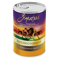 Zignature Kangaroo Limited Ingredient Formula Canned Dog Food, 13-oz, case of 12