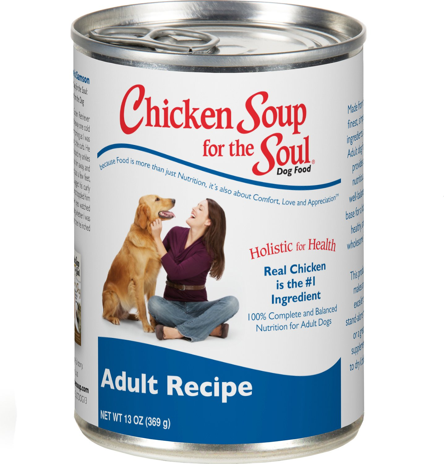 Chicken Soup Dog Food Reviews