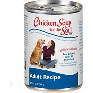 Chicken Soup for the Soul Adult Canned Dog Food, 13-oz, case of 12