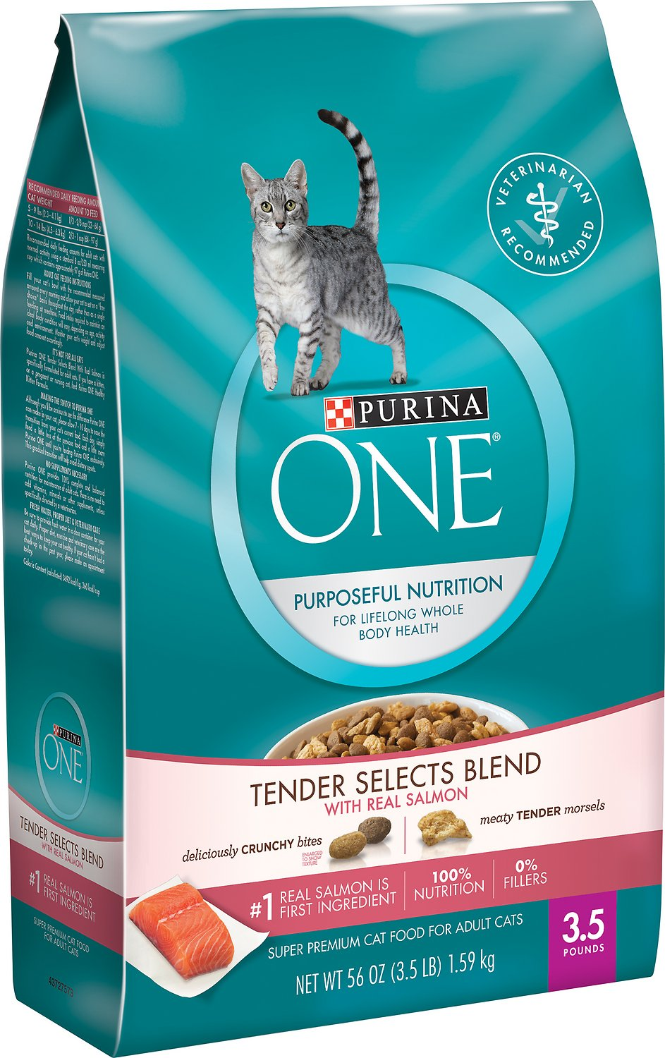 From cat food to dog food, Purina ONE® premium pet food can provide your best friend with proper pet nutrition. Purina logo in a landscape orientation with the tagline, Your Pet, Your Passion ® Toggle Mobile Menu Purina logo in a landscape orientation with the tagline, Your Pet, Your Passion ®.