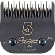Oster CryogenX  Skip Tooth Elite Replacement Blade, size 5