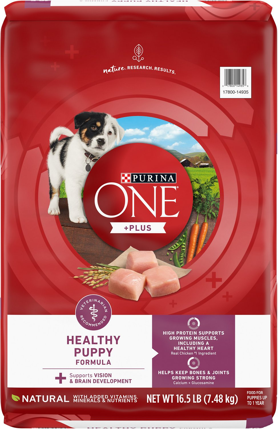 Puppies: Start puppies on moistened Purina ONE as early as they will nibble at solid foods, generally weeks of age. Allow your puppy to eat at will until fully weaned ( weeks). After weaning, feed pups (to six months of age) all of the moistened or dry Purina ONE they will consume at /5().