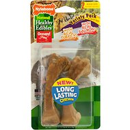 Nylabone Natural Healthy Edibles Variety Pack Turkey & Salmon Dog Treats, Medium