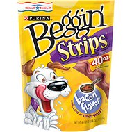 Beggin' Strips Bacon Flavor Dog Treats, 40-oz bag