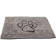 Dog Gone Smart Dirty Dog Doormat, Grey, Medium