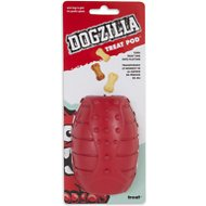 Dogzilla Treat Pod Dog Toy, Large