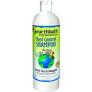 Earthbath Shed Control with Green Tea & Awapuhi Shampoo for Dogs, 16-oz bottle