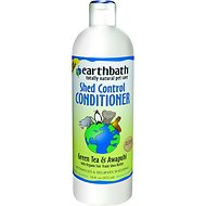 Earthbath Shed Control with Green Tea & Awapuhi Dog & Cat Conditioner, 16-oz bottle