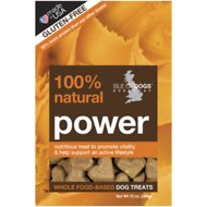 Isle of Dogs 100% Natural Power Dog Treats, 12-oz bag