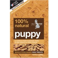 Isle of Dogs 100% Natural Puppy Dog Treats, 12-oz bag