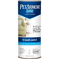 PetArmor Home Carpet Powder Fresh Scent for Pets, 16-oz bottle