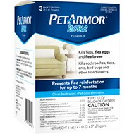 PetArmor Home Flea & Tick Fresh Scent Fogger for Pets, 3-count