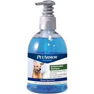 PetArmor Antimicrobial Shampoo for Dogs, 8-oz bottle