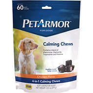 PetArmor Calming Chews Chicken Flavor Soft Dog Chews