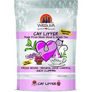 Weruva Natural Quick Clumping Cat Litter, 11.7-lb bag