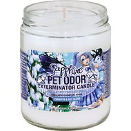 Pet Odor Exterminator Sapphire Deodorizing Candle, 13-oz jar