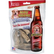 Omega Paw Brew Buddies Brew Chews Dog Treats, Small