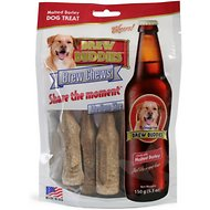Omega Paw Brew Buddies Brew Chews Dog Treats, Medium