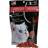 Omega Paw Cranberry Cabernet Cat Treats, 3-oz bag
