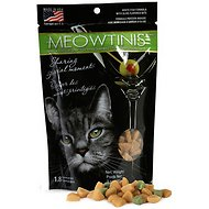 Omega Paw Meowtini's Cat Treats, 3-oz bag