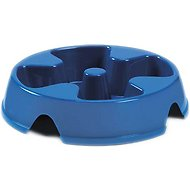 ProSelect The Control Dog Bowl, Blue, Large