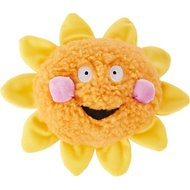 Zanies Smiling Dog Toy, Sun