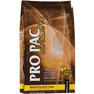 Pro Pac Ultimates Heartland Choice Chicken & Potato Grain-Free Dry Dog Food, 28-lb bag